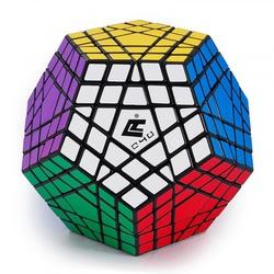 Gigaminx - Carolyn's Rubik's cube page
